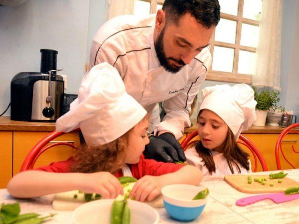 σχολή μαγειρικής