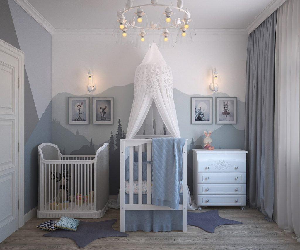 δωμάτιο μωρού