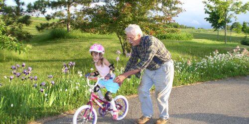 Ο ρόλος της γιαγιάς και του παππού